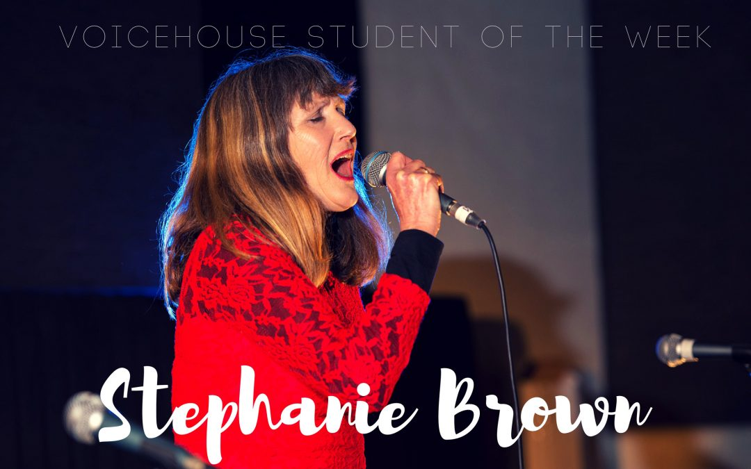 Student of the week | Stephanie Brown